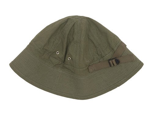 ENDS and MEANS Summer Boy Hat OLIVE