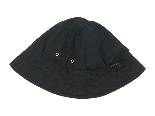 ENDS and MEANS Summer Boy Hat BLACK
