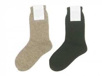 MARGARET HOWELL CHUNKY SOCKS 〔レディース〕