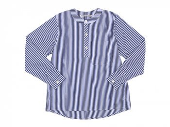 Charpentier de Vaisseau Sally Henry Neck Shirts
