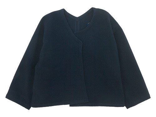 Lin francais d'antan Rodin(ロダン) Wool Jacket NAVY