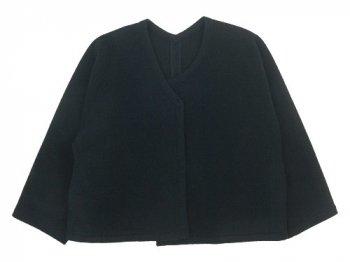 Atelier d'antan Rodin(ロダン) Wool Jacket BLACK