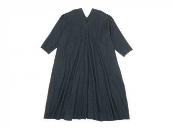 Lin francais d'antan Noiret(ノワレ) tent dress