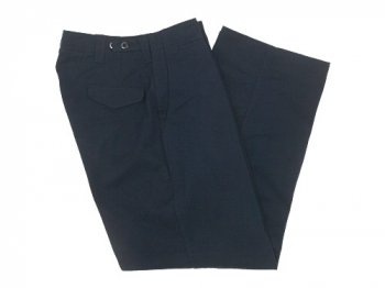 TUKI field trousers 37NAVY BLUE