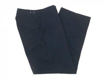 TUKI field trousers 37NAVY BLUE