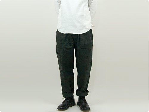 TUKI combat pants 27MOSS GREEN