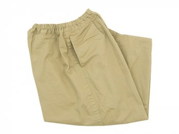 ordinary fits ball pants chino BEIGE