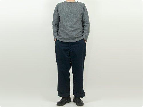 maillot mature wool weekend Tee DARK GRAY