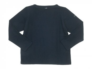 maillot mature wool weekend Tee NAVY
