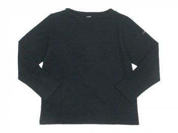 maillot mature wool weekend Tee BLACK