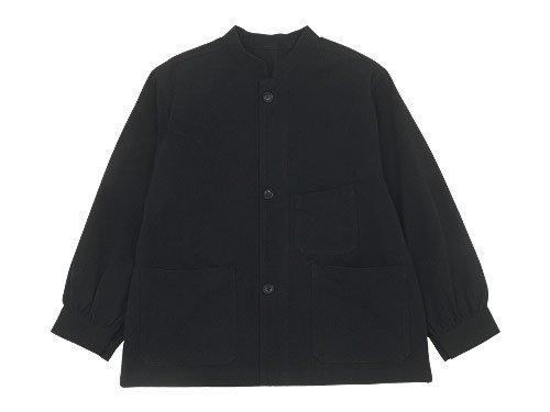 blanc work jacket BLACK