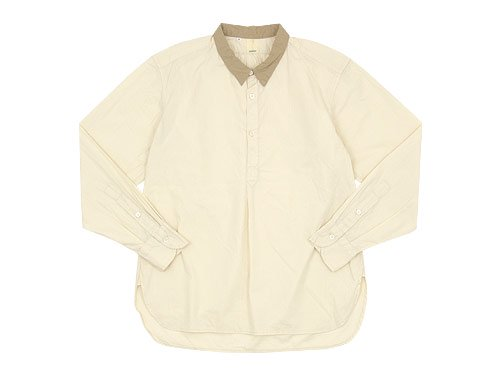 TATAMIZE P/O SHIRTS RELAX CREAM