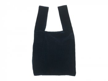 TOUJOURS Shopping Bag NAVY 【TM29AA07】