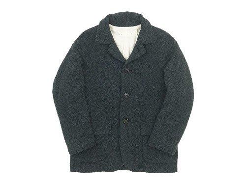 nisica ウールジャケット GRAY 【NIS-844】