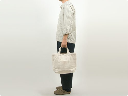 YAECA ツールバッグ SMALL cotton NATURAL