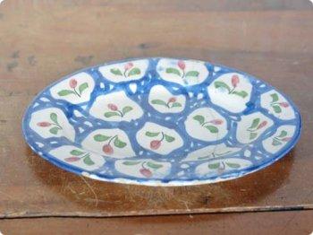 ポルトガルの絵皿