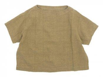 Atelier d'antan Taut(タウト) Half Sleeve Pullover