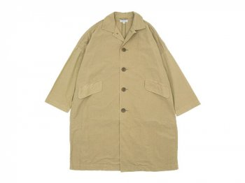 ordinary fits MAVIS Oversized Coat BEIGE