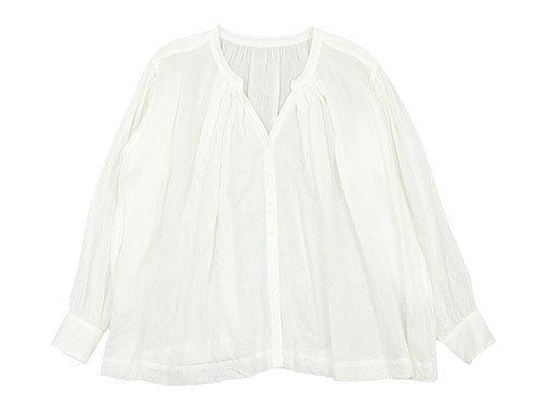 ordinary fits FLORIST CARDIGAN OFF WHITE