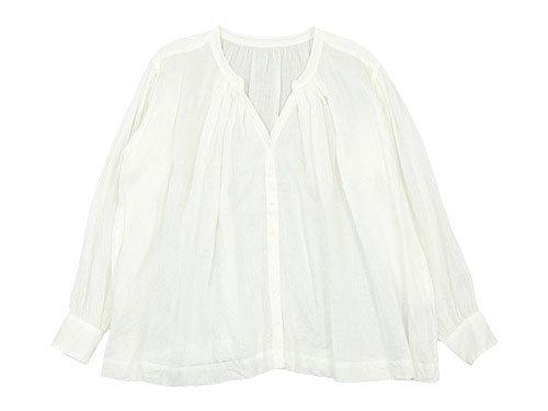 ordinary fits FLORIST CARDIGAN OFF WHITE
