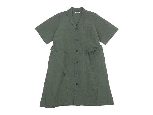 ordinary fits CLERICAL ONEPIECE KHAKI