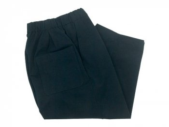 blanc work trouser BLACK