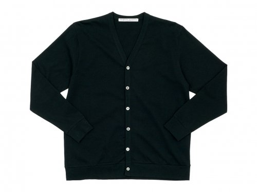 Charpentier de Vaisseau Jeannie V neck Cardigan BLACK