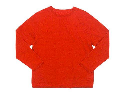 Lin francais d'antan Neer(ネール) Linen Knit RED