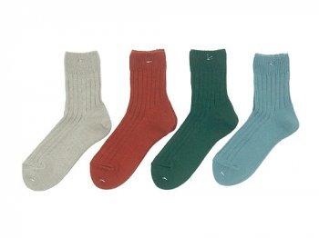 LUCKY SOCKS Smooth Ankle Socks 2