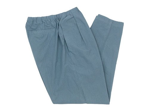 maillot mature rub cotton drawstring pants GRAY