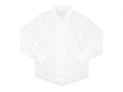 TATAMIZE WORK SHIRTS WHITE
