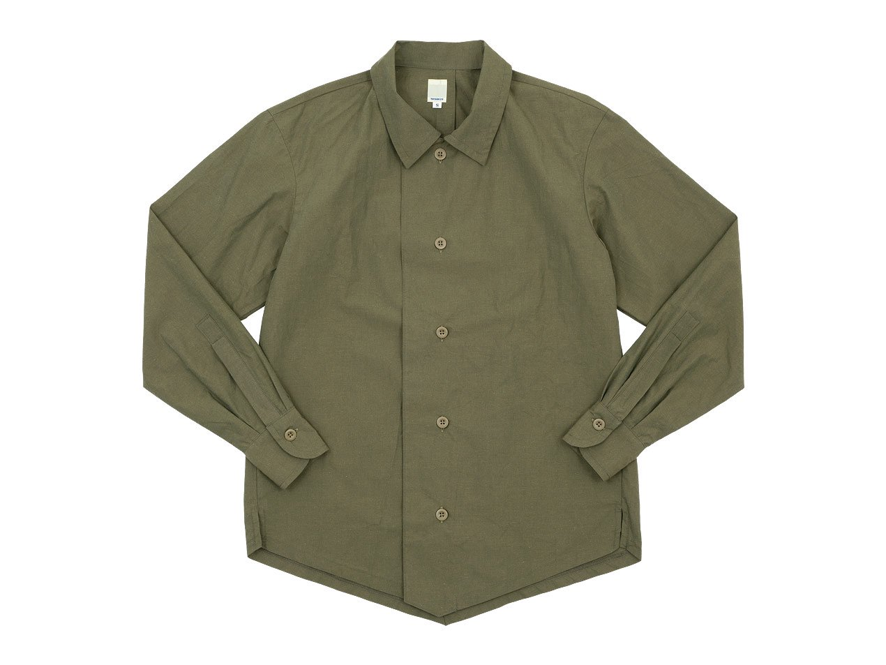 TATAMIZE WORK SHIRTS OLIVE