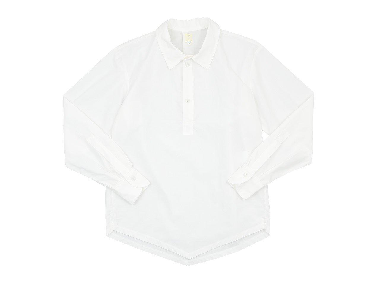TATAMIZE P/O WORK SHIRTS WHITE