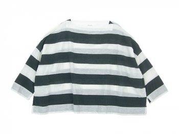 TOUJOURS Oversized Basque Shirt