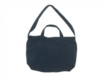 TOUJOURS Shoulder Tote Bag BLACK NAVY【VM30CA04】