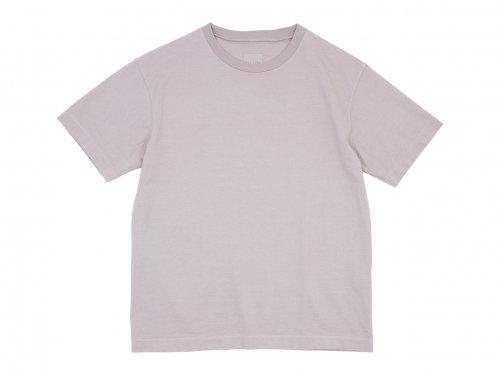 TOUJOURS Big T-shirt GRAYISH ROSE 【LM30XC06】