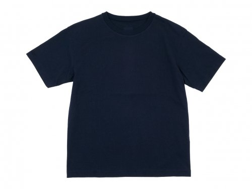 TOUJOURS Big T-shirt BLACK NAVY 【LM30XC06】
