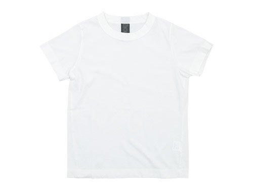 homspun 30/1天竺 半袖Tシャツ サラシ