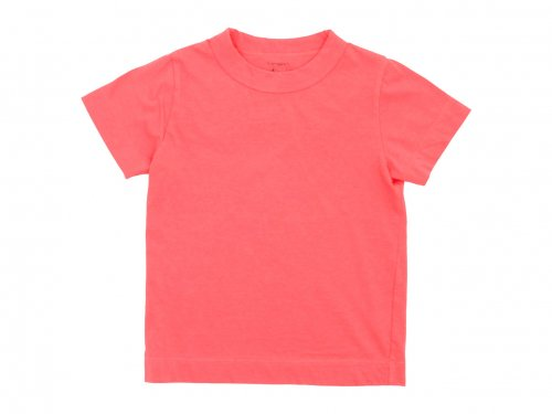 【Kid's】 homspun 30/1天竺 半袖Tシャツ