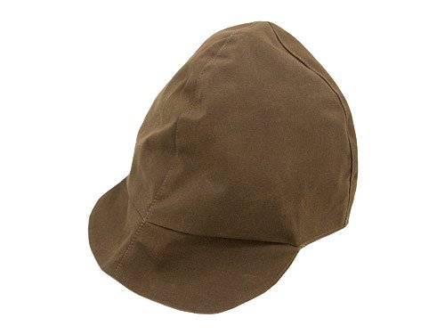 TATAMIZE WORK CAP NEW BROWN PARAFFIN