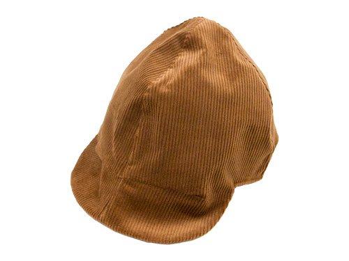 TATAMIZE WORK CAP NEW BROWN CODE