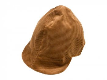 TATAMIZE WORK CAP NEW BROWN CODE