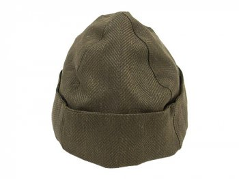 TATAMIZE BOWL CAP OLIVE LINEN HB
