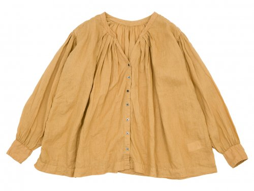 ordinary fits FLORIST CARDIGAN CAMEL