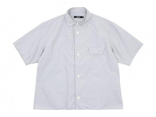 LOLO ステッチなし半袖シャツ GRAY