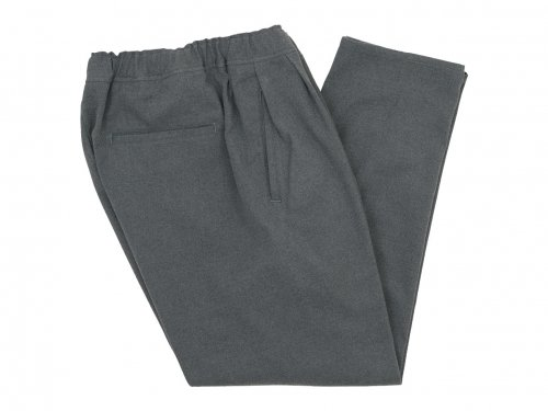 maillot mature washable serge easy trouser GRAY