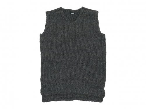 maillot mature hand frame vest CHARCOAL