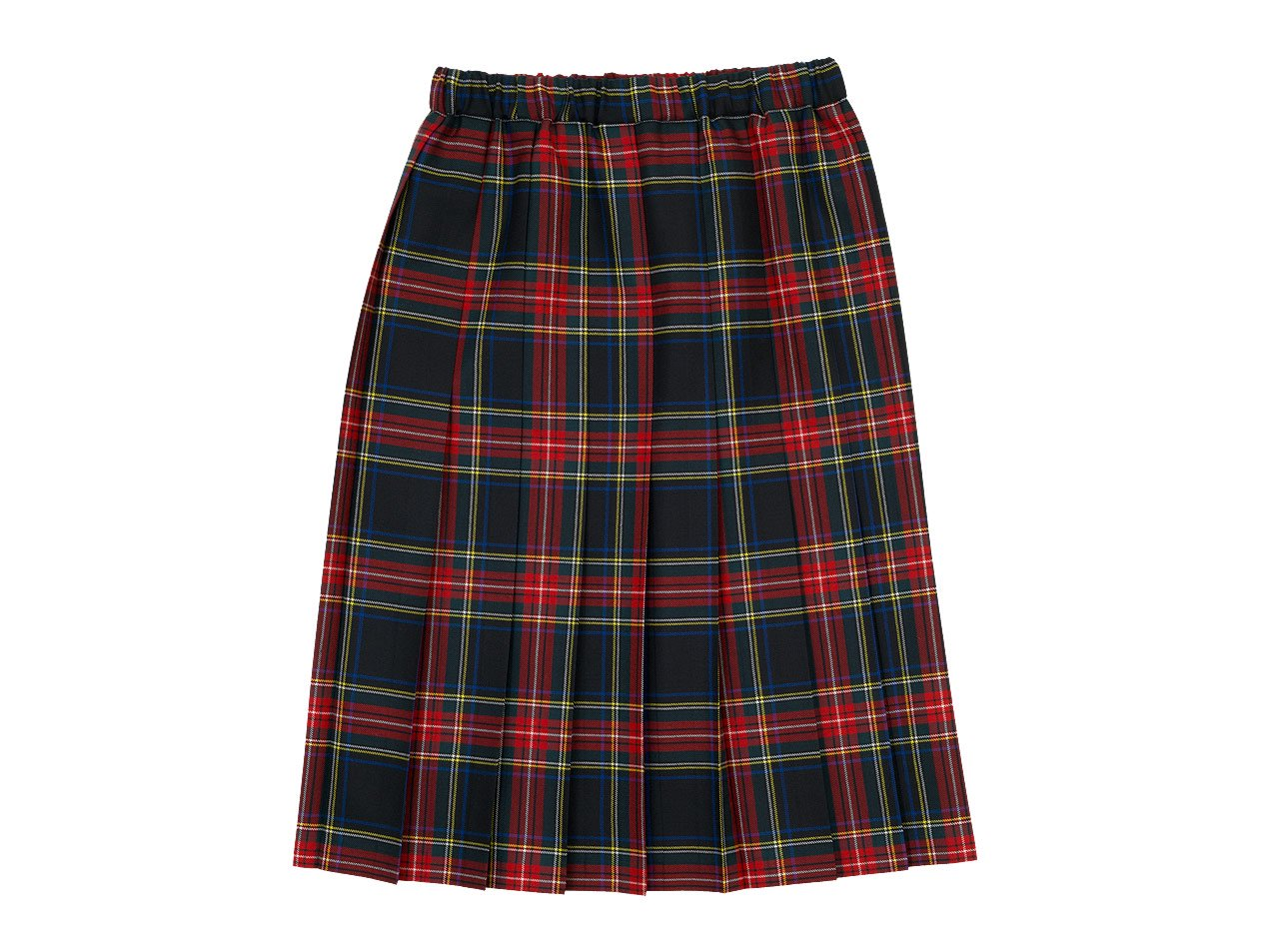 Charpentier de Vaisseau Bona O'neil of Dublin プリーツスカート RED x BLACK CHECK