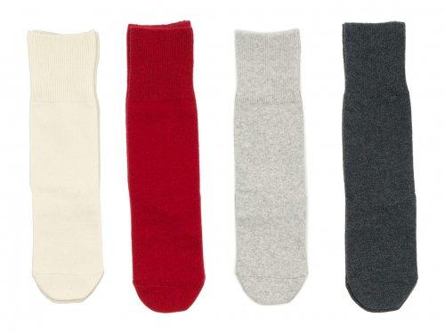 TOUJOURS Fine Wool Military Socks 【FM31XA01】