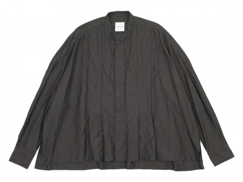 TOUJOURS Wide Tuck Shirt